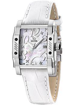 Швейцарские наручные  женские часы Jaguar J647-3. Коллекция Ladies
