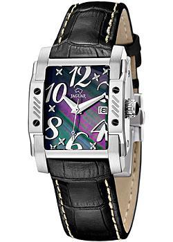 Швейцарские наручные  женские часы Jaguar J647-4. Коллекция Ladies