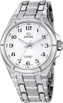 Швейцарские наручные  мужские часы Jaguar J669-5. Коллекция Automatic