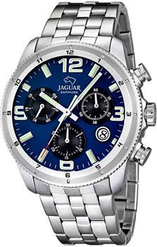 Швейцарские наручные  мужские часы Jaguar J687-2. Коллекция Acamar Chronograph