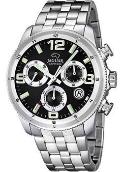 Швейцарские наручные  мужские часы Jaguar J687-6. Коллекци Acamar Chronograph