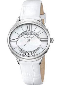 Швейцарские наручные  женские часы Jaguar J800-1. Коллекция Clair De Lune
