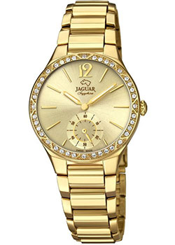 Швейцарские наручные  женские часы Jaguar J818-2. Коллекция Pret A PORTER