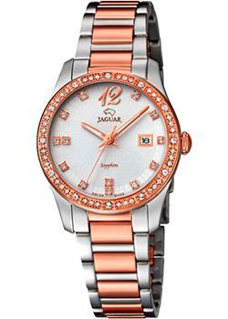 Швейцарские наручные  женские часы Jaguar J822-1. Коллекция Pret A PORTER
