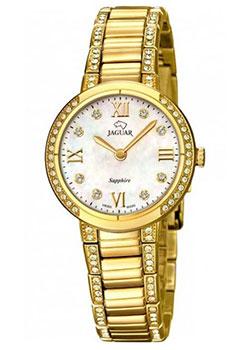 Швейцарские наручные  женские часы Jaguar J827-1. Коллекция Pret A PORTER