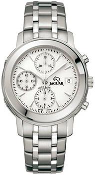 Швейцарские наручные  мужские часы Jaguar J939-1. Коллекция Jaguar Automatic Chrono от Bestwatch.ru