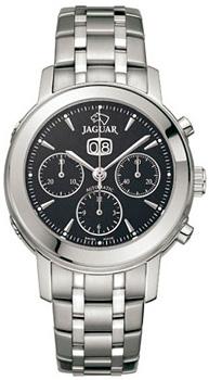 Швейцарские наручные  мужские часы Jaguar J943-3. Коллекция Jaguar Automatic Chrono от Bestwatch.ru