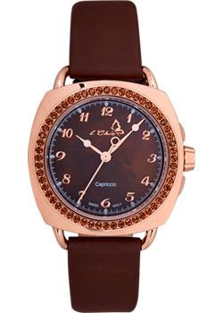 fashion наручные  женские часы Le chic CL1769RG. Коллекция Capriccio
