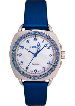fashion наручные  женские часы Le chic CL1769S. Коллекция Capriccio