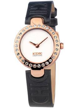 fashion наручные  женские часы Moschino MW0353. Коллекция Ladies