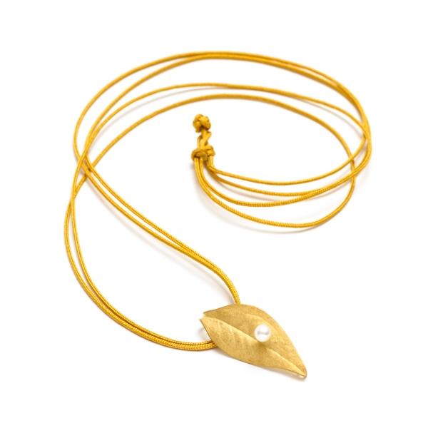 Золотое колье  NP2430