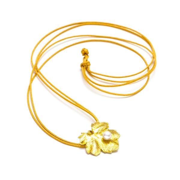 Золотое колье  NP2435