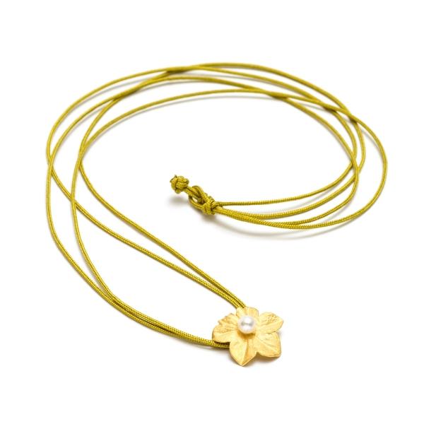 Золотое колье  NP2446