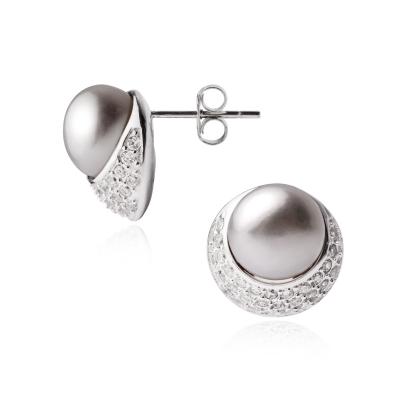 Серебряные серьги NP2656