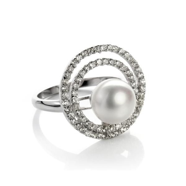 Серебряное кольцо NP331