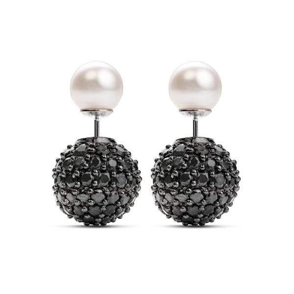 Серебряные серьги NP3902