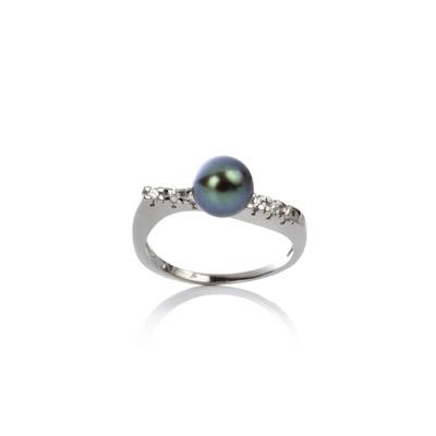 Серебряное кольцо  NP435