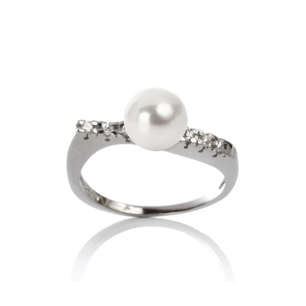 Серебряное кольцо  NP440