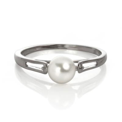 Серебряное кольцо  NP442