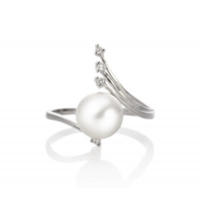 Серебряное кольцо  NP451