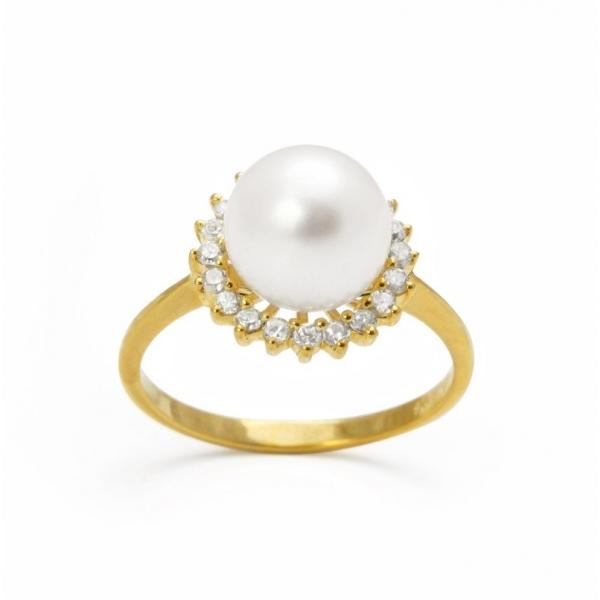 Серебряное кольцо  NP537