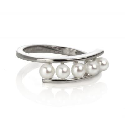 Серебряное кольцо NP737