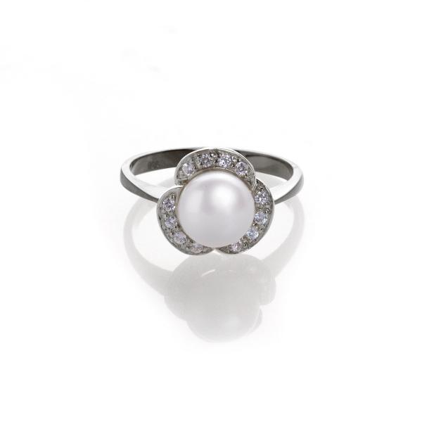 Серебряное кольцо NP942 фото