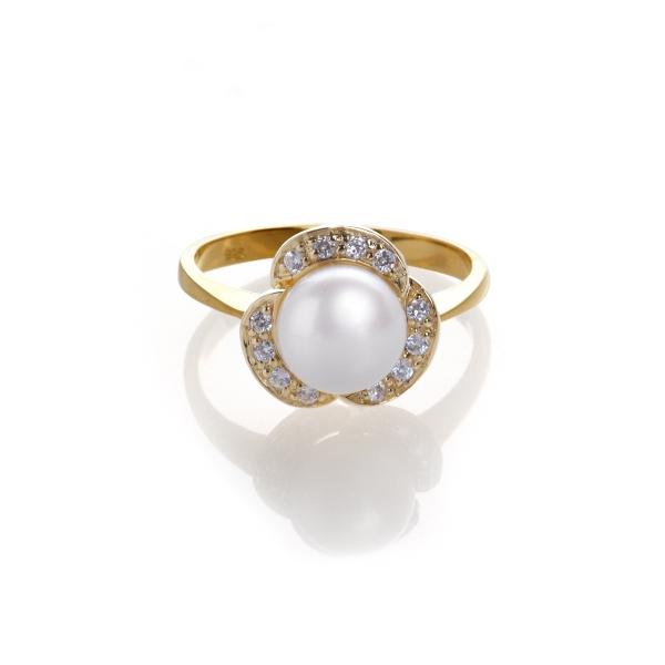 Серебряное кольцо  NP943