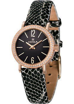 Российские наручные  женские часы Nika 0102.2.1.54. Коллекция SlimLine