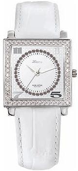Купить Российские наручные женские часы Nika 1804.2.9.14. Коллекция Ландыш серебристый