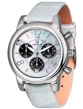 Российские наручные  женские часы Nika 1806.0.9.34C.01. Коллекция Ego