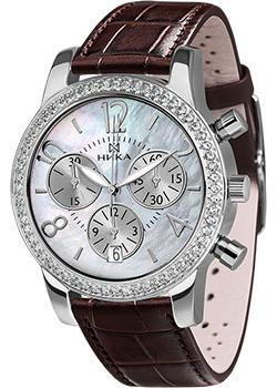 Российские наручные  женские часы Nika 1807.2.9.34. Коллекция Ландыш серебристый