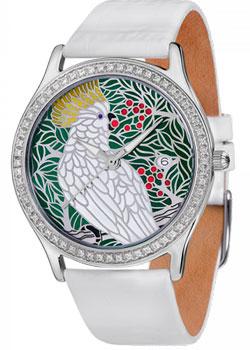 Российские наручные  женские часы Nika 9112.2.9.80B. Коллекция Серебряные витражи