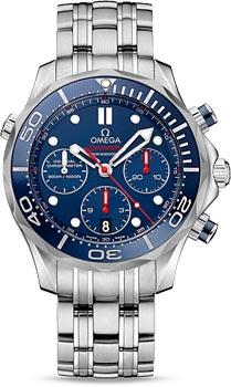 Швейцарские наручные мужские часы Omega 212.30.42.50.03.001