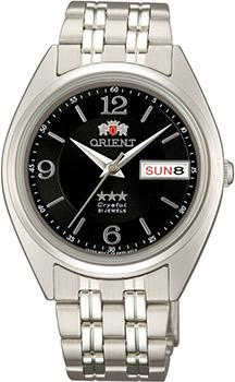 Японские наручные мужские часы Orient AB0000EB. Коллекция Three Star фото