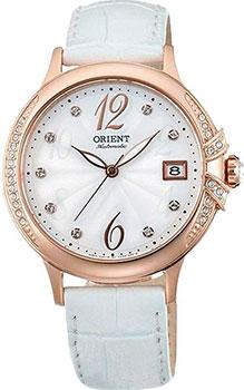 Японские наручные  женские часы Orient AC07002W. Коллекция Automatic