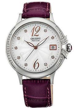 Японские наручные  женские часы Orient AC07003W. Коллекция Automatic