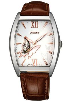 Японские наручные  женские часы Orient DBAE003W. Коллекция Fashionable Automatic