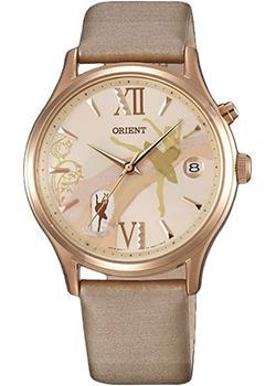 Японские наручные  женские часы Orient DM01001Y. Коллекция Happy Stream