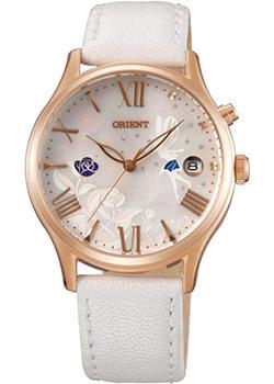 Японские наручные  женские часы Orient DM01004W. Коллекция Happy Stream