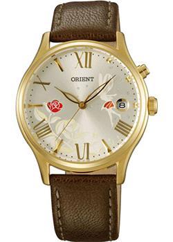 Японские наручные  женские часы Orient DM01005S. Коллекция Happy Stream