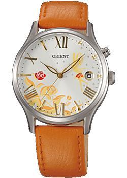 Японские наручные  женские часы Orient DM01007W. Коллекция Happy Stream