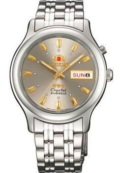 Японские наручные  мужские часы Orient EM02022K. Коллекция Three Star от Bestwatch.ru