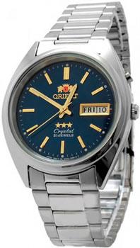 Японские наручные  мужские часы Orient EM0401SD. Коллекция Three Star от Bestwatch.ru