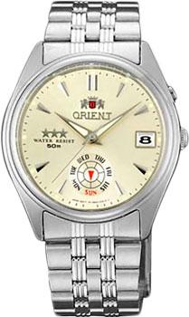 Купить Часы мужские Японские наручные  мужские часы Orient EM5J00MC. Коллекция Three Star  Японские наручные  мужские часы Orient EM5J00MC. Коллекция Three Star