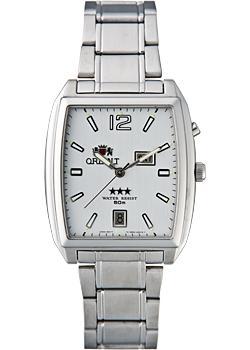 Японские наручные мужские часы Orient EMBD003W. Коллекция Three Star