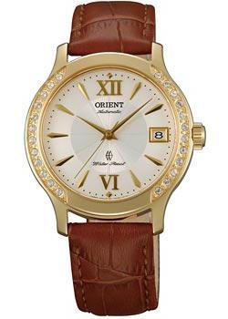 Японские наручные  женские часы Orient ER2E003W. Коллекция Fashionable Automatic
