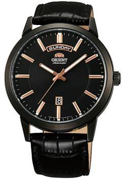 Японские наручные мужские часы Orient EV0U001B. Коллекция Classic Automatic фото