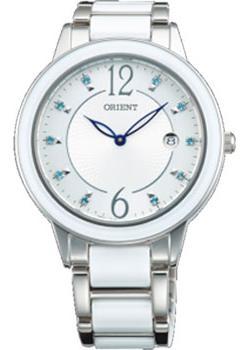 Японские наручные  женские часы Orient GW04004W. Коллекция Fashionable Quartz