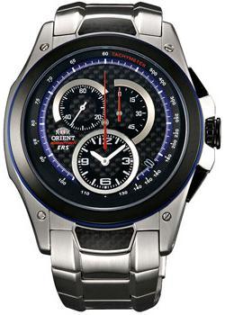 Японские наручные мужские часы Orient KT00001B. Коллекция SPEEDTECH